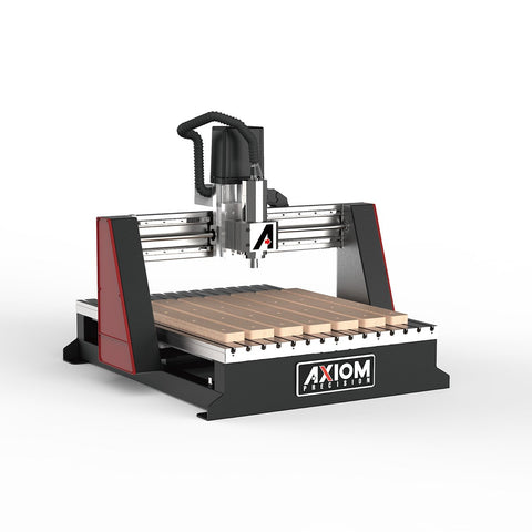 "Axiom Precision AR4 PRO V5 24"" x 24"" CNC Router"