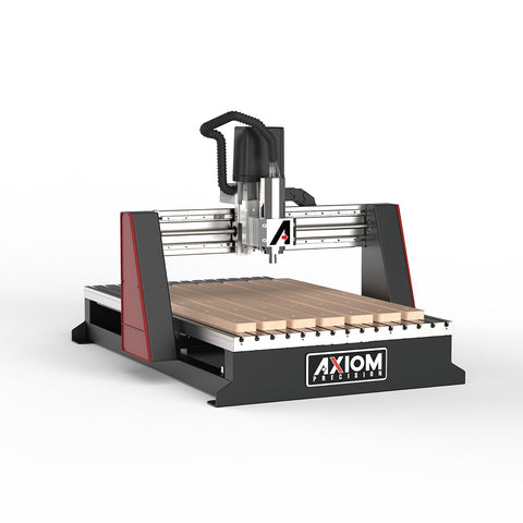 "Axiom Precision AR6 PRO V5 24"" x 36"" CNC Router"