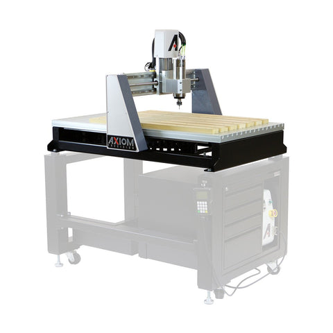 "Axiom Precision AR4 PRO+ 24"" x 24"" CNC Router"