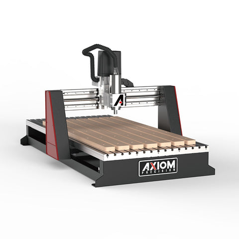 "Axiom Precision AR8 PRO V5 24"" x 48"" CNC Router"