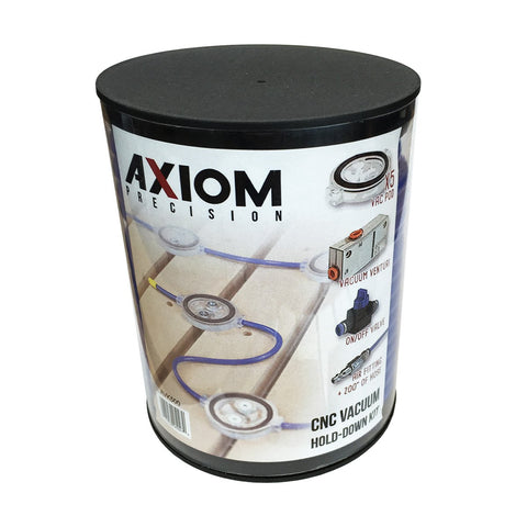 Axiom Precision Vacuum Hold-Down Kit