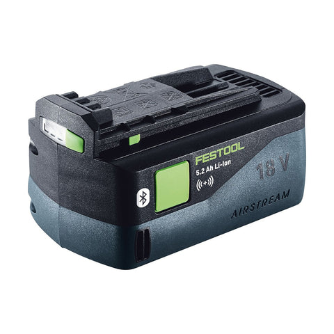 Festool Bluetooth Battery Pack BP 18 Li 5.2 AS-ASI