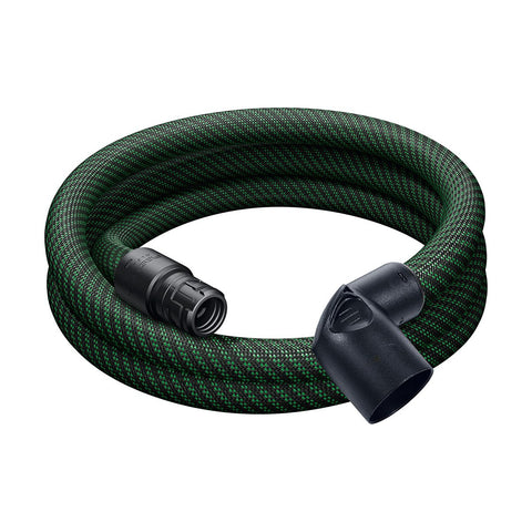 Festool Antistatic Hose w/ Sleeve 27mm x 3.0m