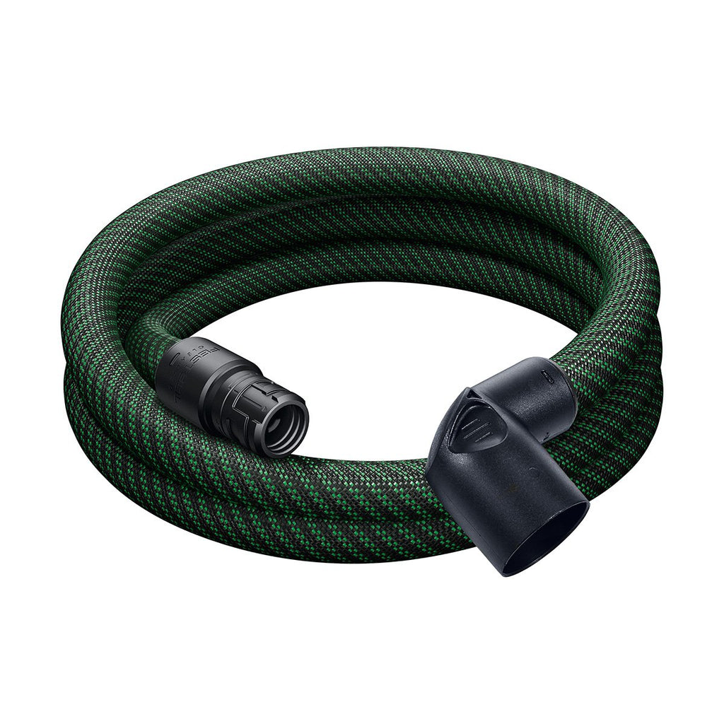 Festool Antistatic Hose w/ Sleeve 27mm x 3.5m