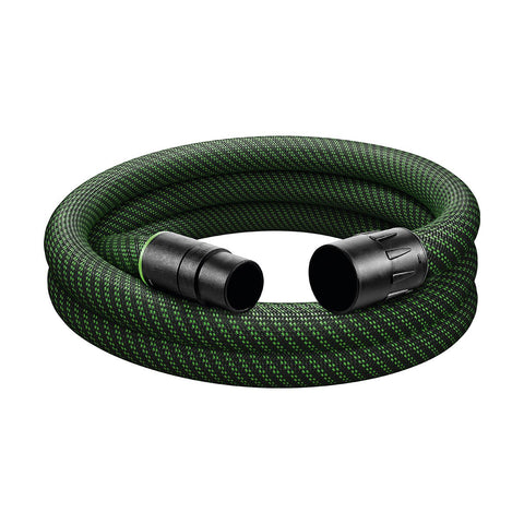 Festool Antistatic Hose w/ Sleeve 36mm x 3.5m