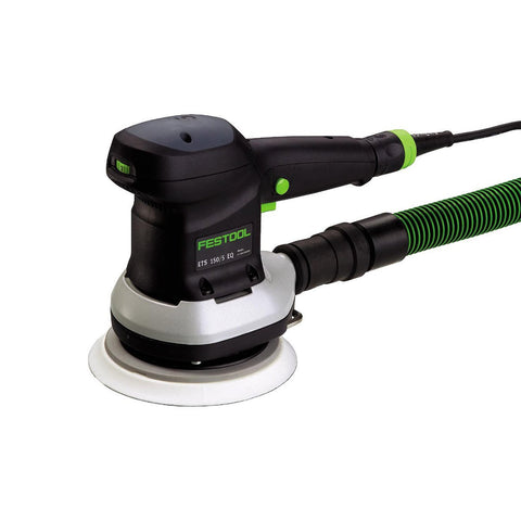 "Festool ETS 150/5 EQ-Plus 6"" Random Orbital Sander"
