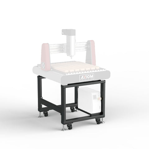 "Axiom Precision Stand for Iconic 24"" x 24"" CNC Router"
