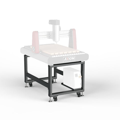"Axiom Precision Stand for Iconic 24"" x 36"" CNC Router"