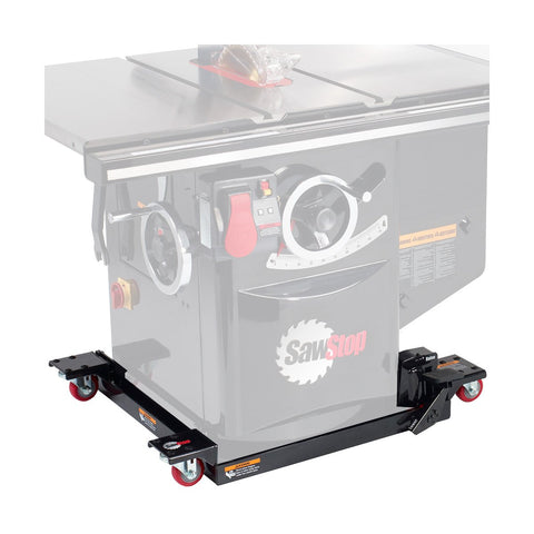 SawStop Mobile Base for Industrial Cabinet Saw