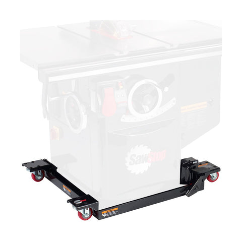 SawStop Industrial Mobile Base for Professional Cabinet Saw