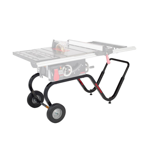 Mobile Cart for Contractors Saw
