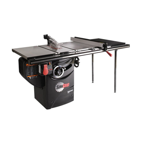 "SawStop 10"" Professional Cabinet Saw 36"" Fence 3HP 1-Phase"