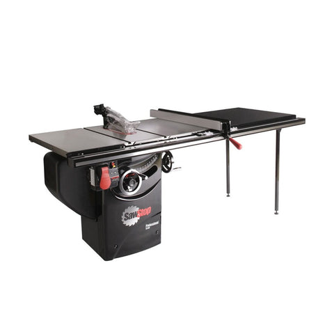 "SawStop 10"" Professional Cabinet Saw 52"" Fence 3HP 1-Phase"