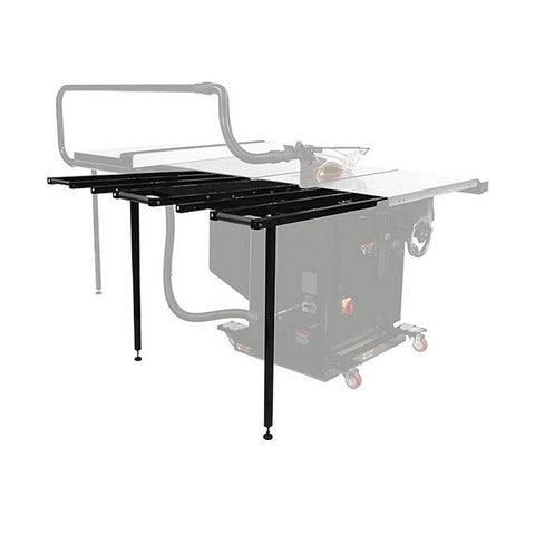 SawStop Folding Outfeed Table