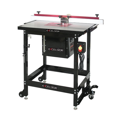 Excelsior Deluxe Router Table Kit