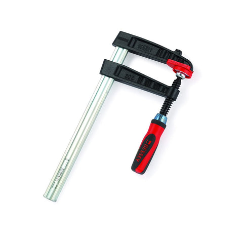 "Bessey Tools 5.5"" x 12"" Cast Iron Bar Clamp with 2K Handle"