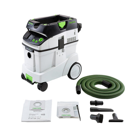 Festool Cleantec CT 48 HEPA Dust Extractor