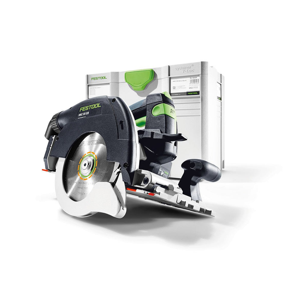 Festool HKC 55 EB Plus Cordless Circular Saw