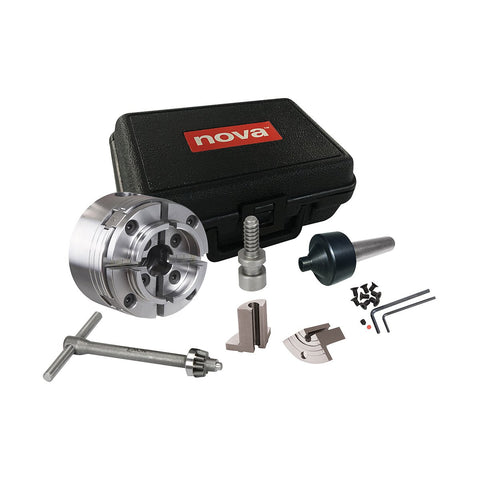 Nova G3 Pen Turning Wood Lathe Chuck Bundle