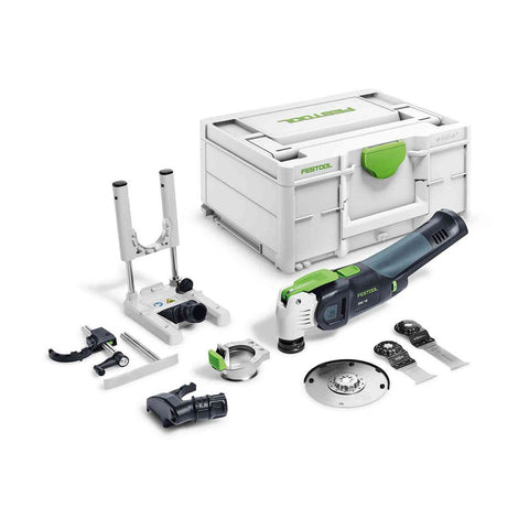 Festool Cordless Vecturo Multi-Tool OSC 18 E-Basic-Set
