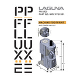 Laguna P|Flux: 3 Cyclone Dust Collector