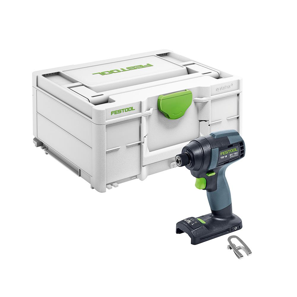 Festool TID 18 Impact Driver Basic Set