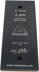 Nano Hone 1 Micron Diamond Resin Bond