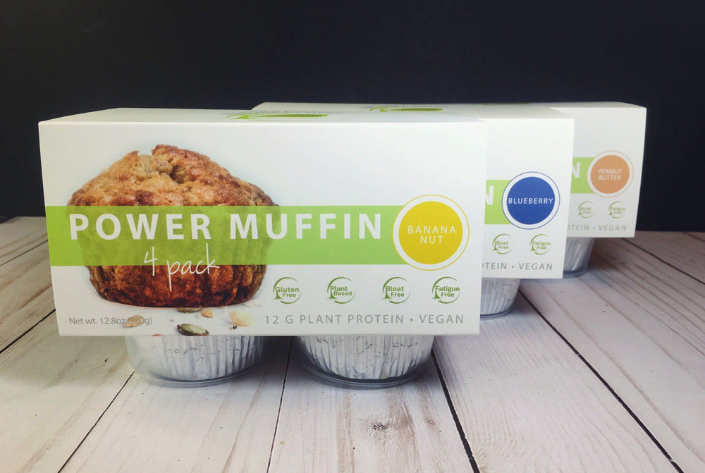 12 Muffin Value Box + FREE Shipping!