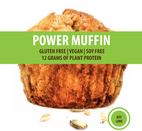 Key Lime Power Muffin