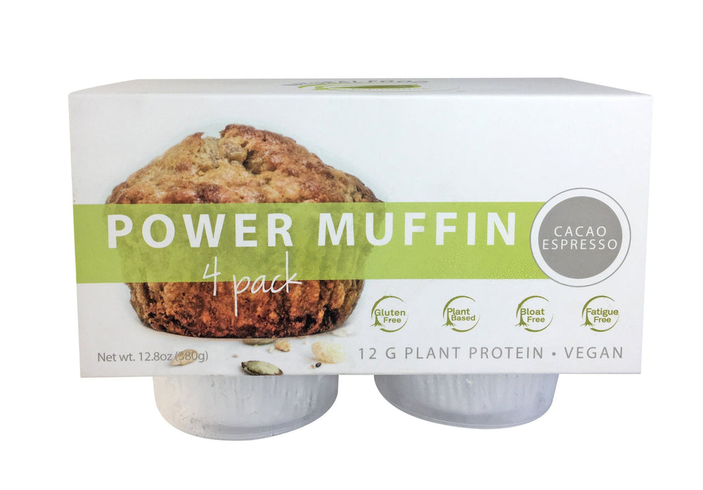 Cacao Espresso Power Muffin