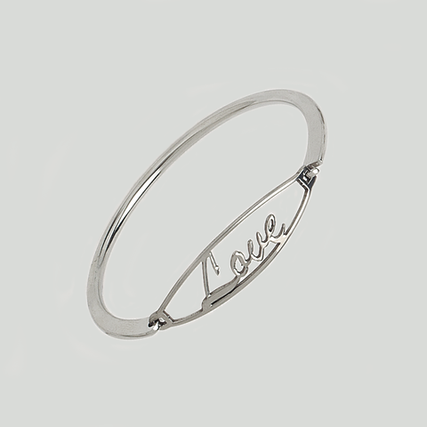 Love Bracelet in Stainless Steel