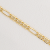 Figaro Chain in Yellow Gold Filled