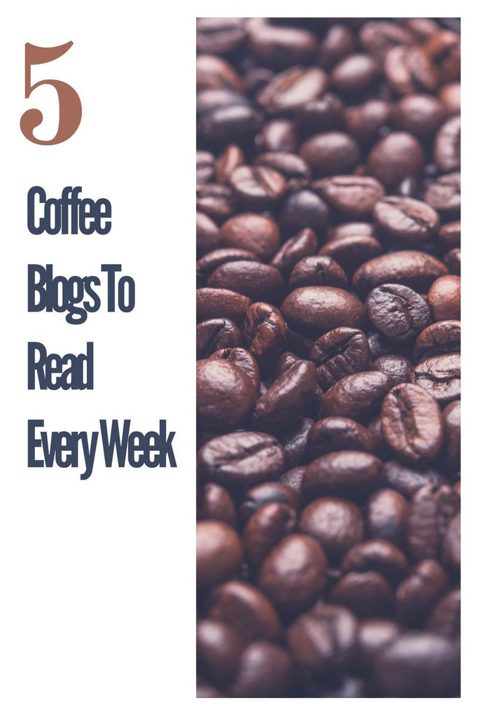 5 coffee blogs to read every week