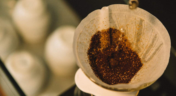 Pour-over dripper brewing guide