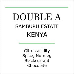 Kenya AA Samburu Medium Roast