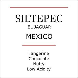 Mexico Siltepec El Jaguar SHG Dark Roast