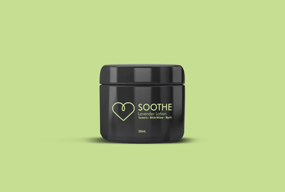 Soothe Cannabis Lavender Lotion
