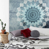 Mandala Tapestry Wall Carpet