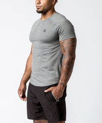 Men's Raglan Tech Training Tee - Left View