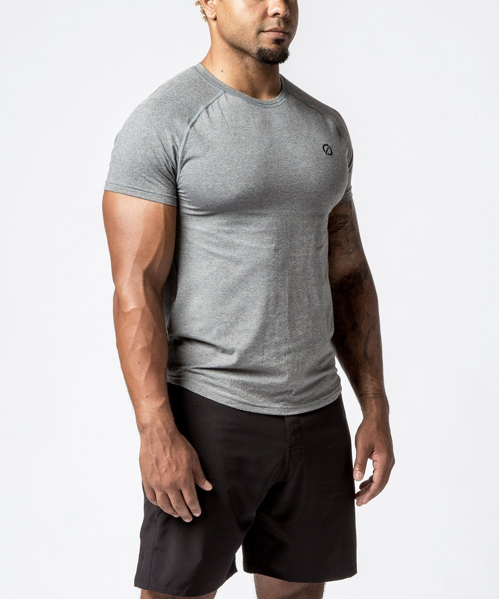 Men's Raglan Tech Training Tee - Right View