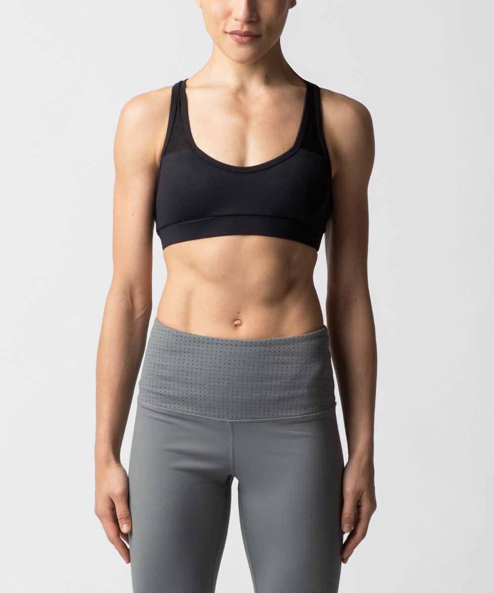 Sports-bra-women-cross-training-black