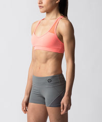 Sports-bra-women-cross-training-coral