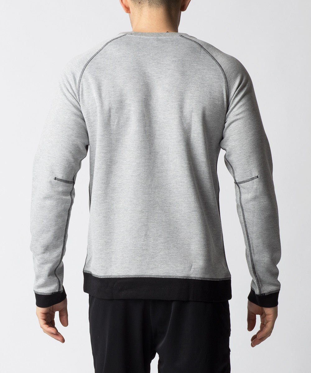 Effect Crew Neck Sweater