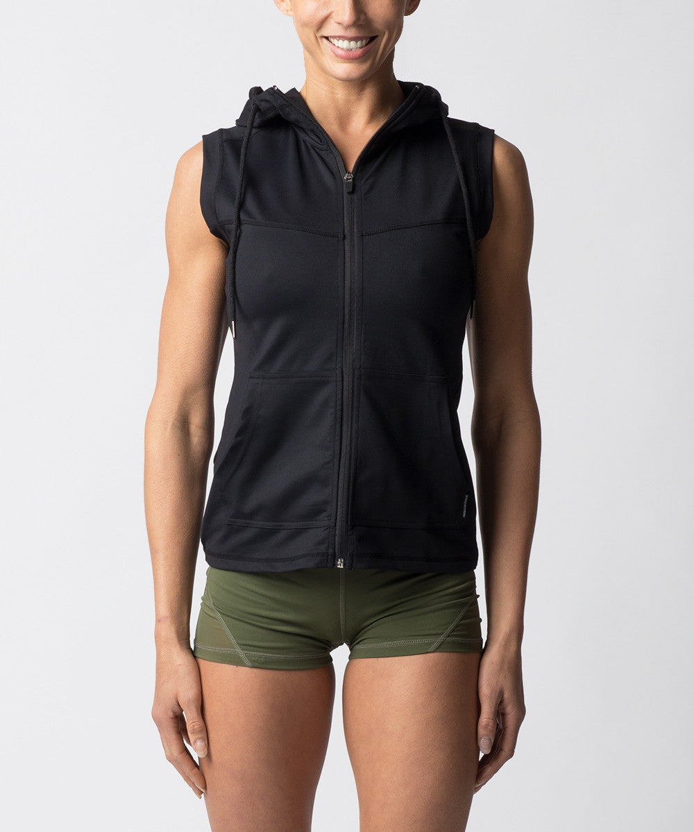 Infuse-women-functional-fitness-sleeveless-top-black