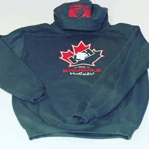 Cotton Team Canada Hoodie