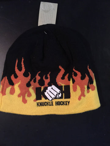 Clarington Flames Toque