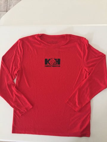 Kids- Long Sleeve Dri-Fit
