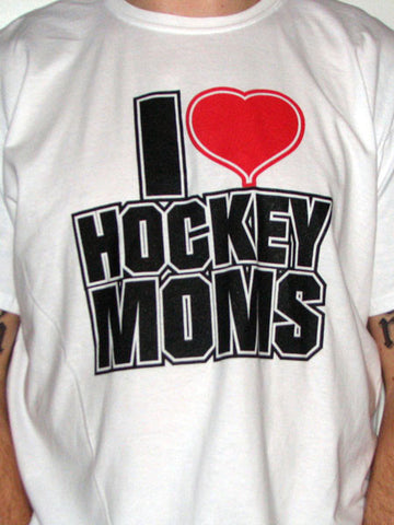 I Love Hockey Moms