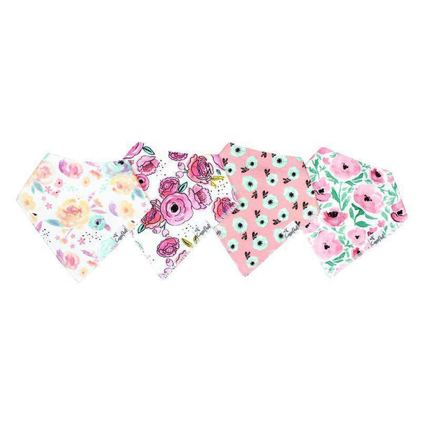 Bandana Bib Set - Bloom-Baby-Copper Pearl-[color]-Swan Maternity | Baby-[size]