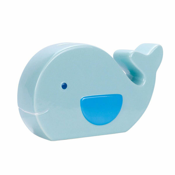 Ceramic Piggy Bank - Whale-Baby-Pearhead-[color]-Swan Maternity | Baby-[size]